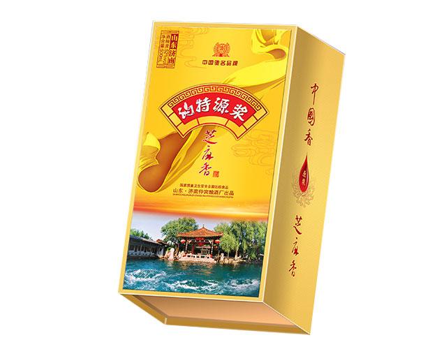 济南趵特源浆54度芝麻香型白酒